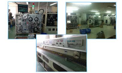 金屬膜電容設備|薄膜電容設備|安規電容設備