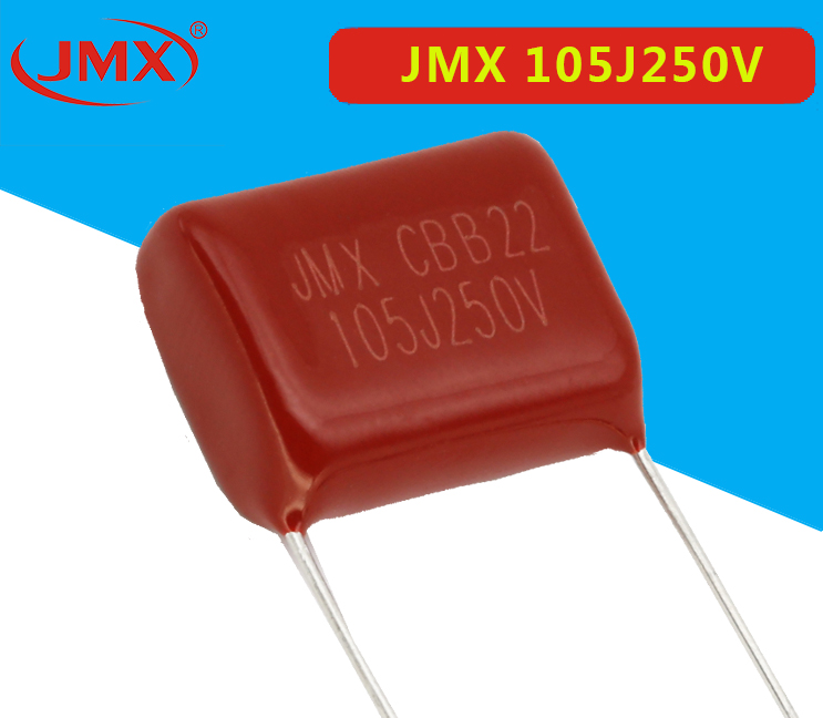 JMX金屬化聚酯膜電容250V 105K