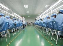薄膜電容生產隊伍